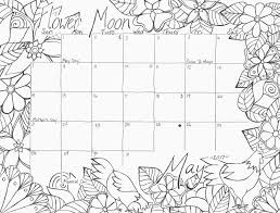 may 2017 calendar coloring page u2013 studio inkcycle