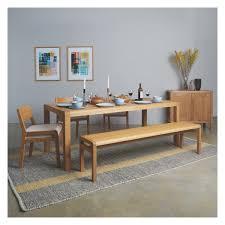 Habitat Dining Table Radius 8 Seat Solid Oak Dining Table Buy Now At Habitat Uk