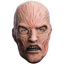 Halloween Freddy Krueger Costume Nightmare Elm Street Movie Freddy Krueger Costume Mask