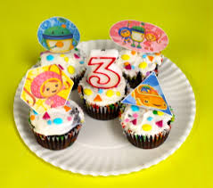 team umizoomi birthday party