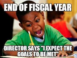 Director Meme - meme creator end of fiscal year director says i expect the