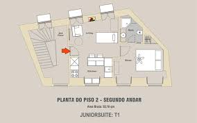 Schlafzimmer Bodentiefe Fenster Junior Suite Portugal Living