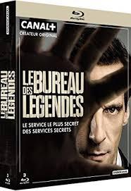 bureau des es le bureau des légendes fr import amazon co uk dvd
