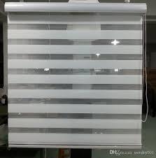 sale translucent roller zebra blinds in white custom size