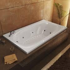 atlantis whirlpools 3672pdl jetted bathtub contemporary