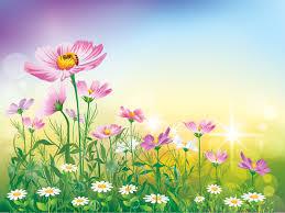 background clipart flower garden 2353438
