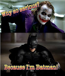 Im Batman Meme - because i m batman by pear6900 on deviantart