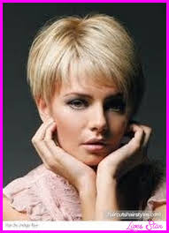 hairstyles for women over 50 with fine hair with a double chin short hair cuts for women over with fine livesstar com
