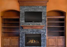 reclaimed wood mantel with stone corbels texas playuna