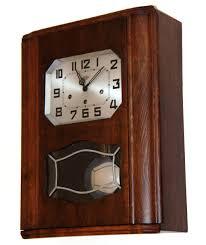 seiko oak dual chime pendulum wall clock 12 000 wall clocks