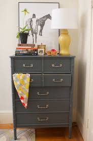 How To Repaint A Nightstand What Color To Paint Your Furniture 25 Diy Projects Gray