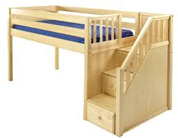 How To Make A Loft Bed Frame Loft Bed Plan Bunk Plans Free Molarmindpower
