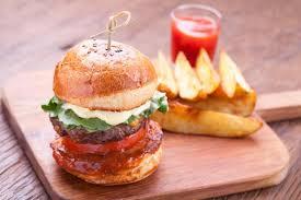 cuisiner un hamburger recette hamburger maison 750g