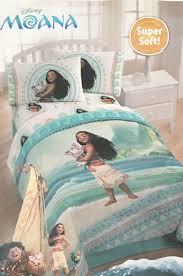 amazon com disney moana twin bedding set sheet set u0026 comforter