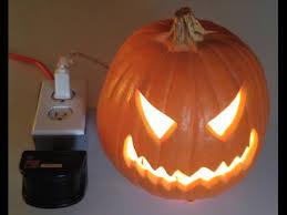 diy motion sensor for halloween props youtube