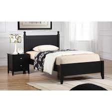 Black Twin Bed Black Twin Beds For Kids Video And Photos Madlonsbigbear Com