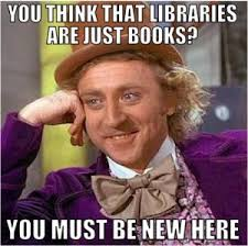 Meme Library - use of memes in libraries social media and librarianship