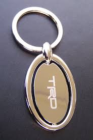 lexus pink crystals purse keychain trd chrome spinner key chain ring key fob toyota scion lexus