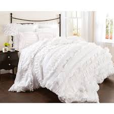 duvet covers flannel duvet cover white bedding twin ruffle
