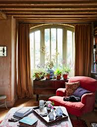 English Country Window Treatments by Amanda Brooks Invites Us Inside Her Dreamy English Country Home