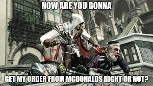 Assassins Creed Memes - assassins creed imgflip