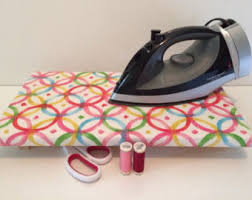 quilting ironing board table items similar to mini ironing board with legs express press