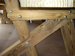 Wooden Deck Bench Plans Free by 159 Best Park Bench Cheap And Easy Images On Pinterest Chairs