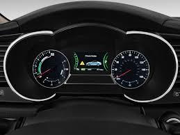 image 2012 kia optima 4 door sedan 2 4l auto ex hybrid instrument