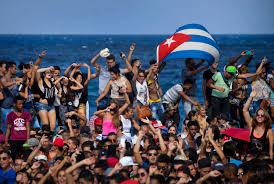 Cuban Flag Tattoos Major Lazer Brings Electrifying Beats To Cuban Shores