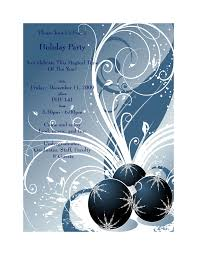 free holiday party invitation templates u2013 gangcraft net