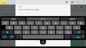best android keyboard swiftkey 4 for android review cnet