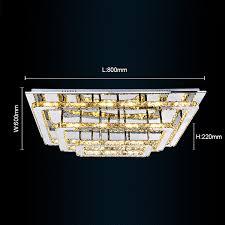 ceiling light made in china 2018 led ceiling light modern fancy crystal chandelier pendant light