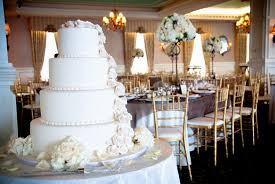 purple wedding decorations wedding ideas white and purple wedding cake with cascading
