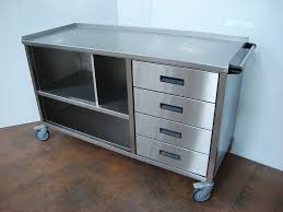 meuble cuisine inox cuisine en image
