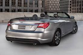 hardtop convertible cars used 2014 chrysler 200 convertible pricing for sale edmunds