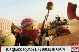 the internet takes on isis jokers photoshop rubber duck heads on