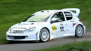 car peugeot 206 peugeot 206 wrc tribute sound u0026 loud anti lag youtube