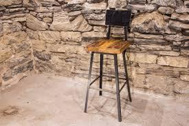amazon com brew haus industrial style bar stools with scooped amazon com brew haus industrial style bar stools with scooped backs free shipping handmade