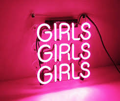 Neon Lights Home Decor Kukuu Beer Neon Sign Pink Girls 12