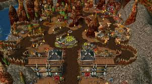 kalimdor map kalimdor the aftermath introduction thread brigand s
