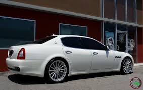 maserati quattroporte 2011 maserati road force wheels