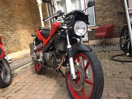 honda cbr 125cc honda cbr 125cc in islington london gumtree