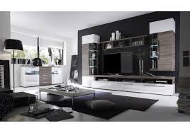Wohnzimmer Modern Weiss Inspirierend Wohnwand Und Sideboard Mit Weiss Hochglanz Sonoma