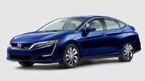 the lease price for a honda clarity electric is not too shabby