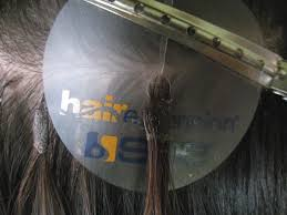 So Cap Hair Extensions Before And After by Socap Fusion Extensions