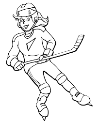 hockey coloring pages goalie mask coloringstar