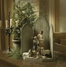 the story willow tree nativity set