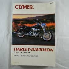 harley davidson flh flt clymer shop manual 1999 2002 motorcycle