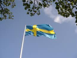Sweedish Flag Svenska Flaggan The Swedish Flag Skansen