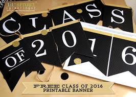 class of 2016 graduation free class of 2016 graduation printables thank you note lil